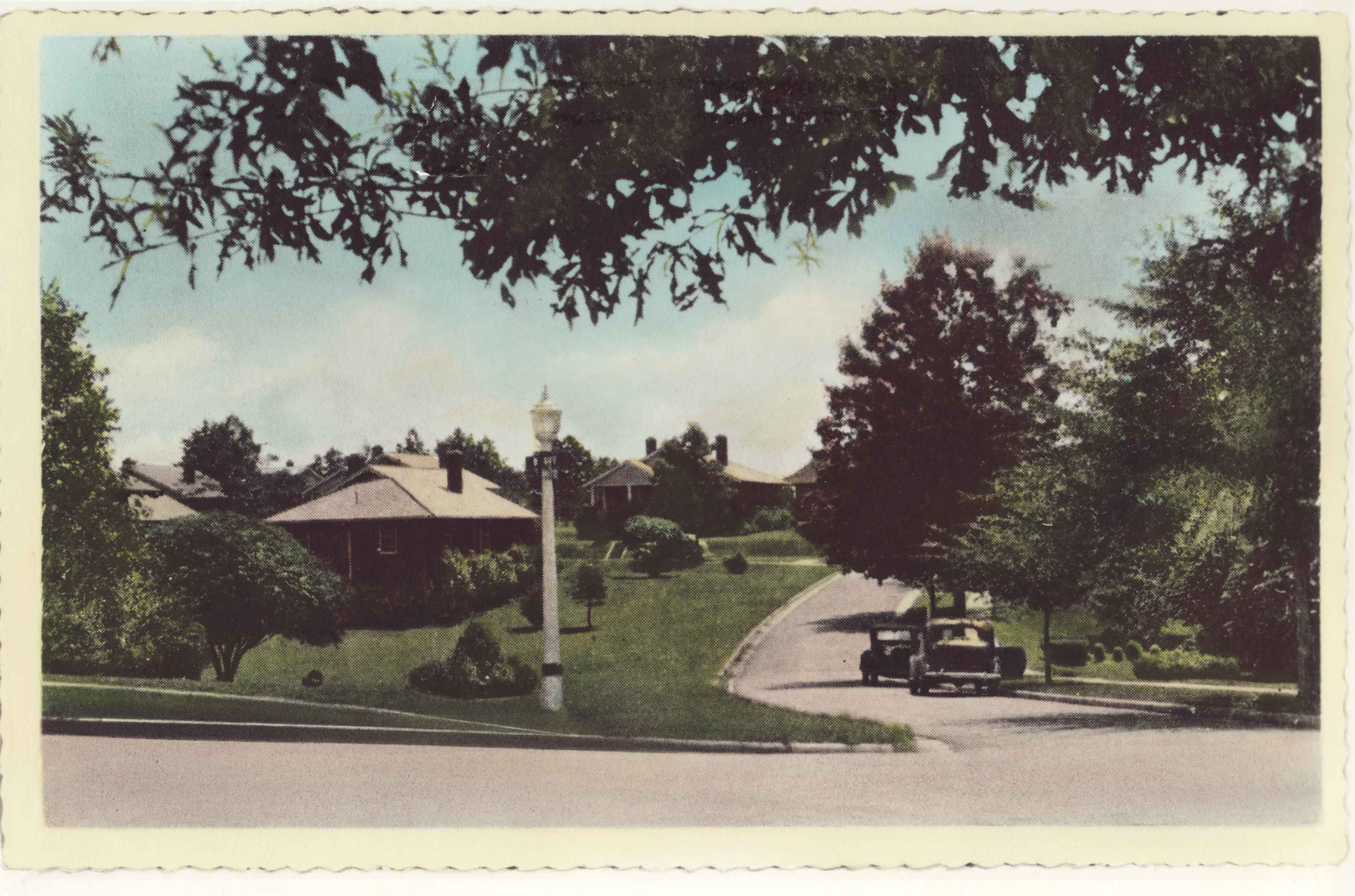 Chicopee Village, Gainesville, GA.  Image: Johnson & Johnson Archives.