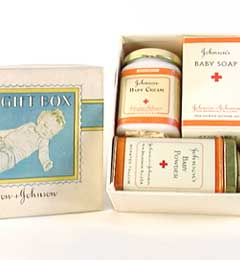 Baby Products early 20th Century