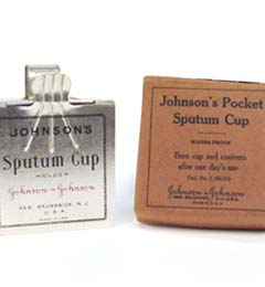 Products Used to Prevent the Spread of Flu and Diphtheria