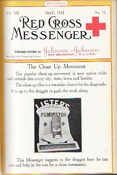 RED CROSS MESSENGER Advertising