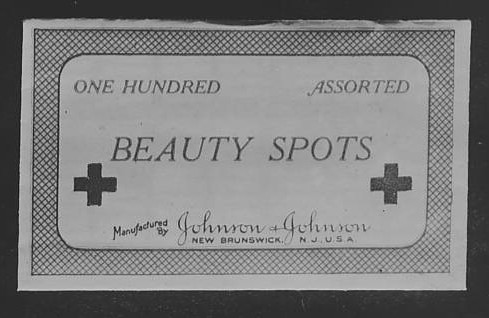 Beauty Spots from 1913