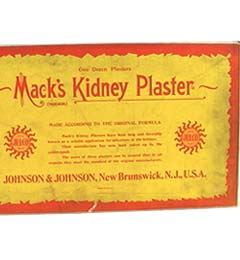 Mack's Kidney Plaster, acquired with the J. Ellwood Lee Company