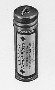Lister Floss Package 1913