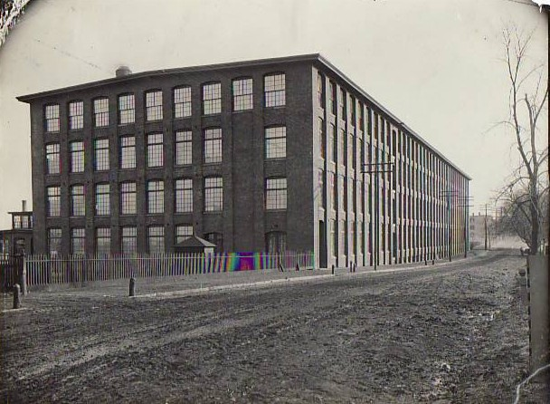 Cotton Mill and Edition, 1907