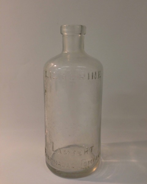 LISTERINE® Antiseptic Bottle circa 1900