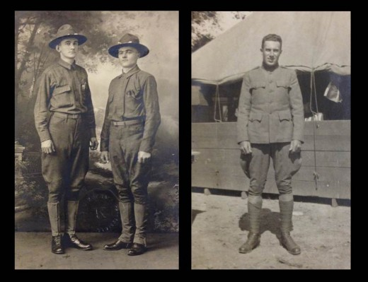 Johnson & Johnson employees, World War I.  From our archives.